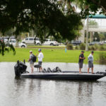 On the Water bass boat