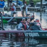 Bass boats at ICAST Cup