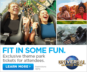 Button for Universal Studios theme park discounts